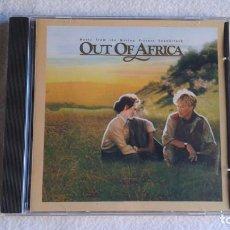 CDs de Música: MEMORIAS DE ÁFRICA - BSO - CD ALBUM. Lote 64372023