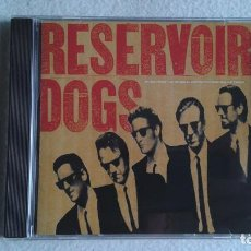 CDs de Música: RESERVOIR DOGS - BSO - CD BANDA SONORA. Lote 64372591