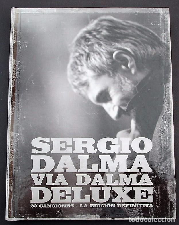Sergio Dalma Via Dalma Deluxe La Edición Comprar Cds De Música Pop En Todocoleccion 64408283