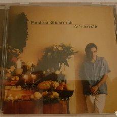 CDs de Música: PEDRO GUERRA.OFRENDA. Lote 64409326