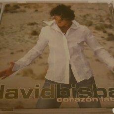 CDs de Música: CD DAVID BISBAL.CORAZON LATINO. Lote 64410079