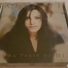 CDs de Música: CD ABIGAIL.UNA PARTE DE MI. Lote 64410365