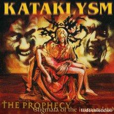 CDs de Música: KATAKLYSM -THE PROPHECY (STIGMATA OF THE IMMACULATE)-CD BLACK METAL DOOM BLACK METAL. Lote 64428827