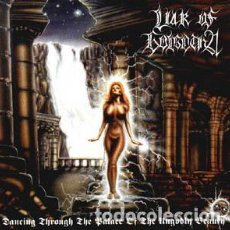 CDs de Música: LIAR OF GOLGOTHA -DANCING THROUGH THE PALACE OF THE UNGODLY BEAUTY -RAREZA!! BLACK METAL DEATH METAL. Lote 64431819