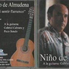 CDs de Música: NIÑO DE LA ALMUDENA (FLAMENCO) CD SELLO ACM RECORDS EDITADO EN ESPAÑA . Lote 64510371