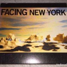 CDs de Música: MUSICA CD: FACING NEW YORK - ROCK PROGRESIVO - DIGIPACK *IMPECABLE*. Lote 35118056