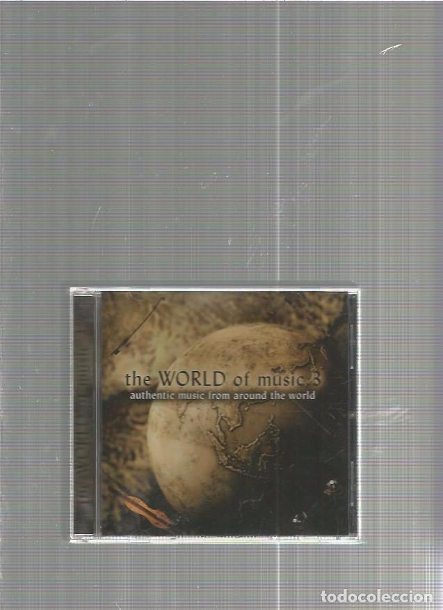 THE WORLD OF MUSIC 3 (Música - CD's World Music)