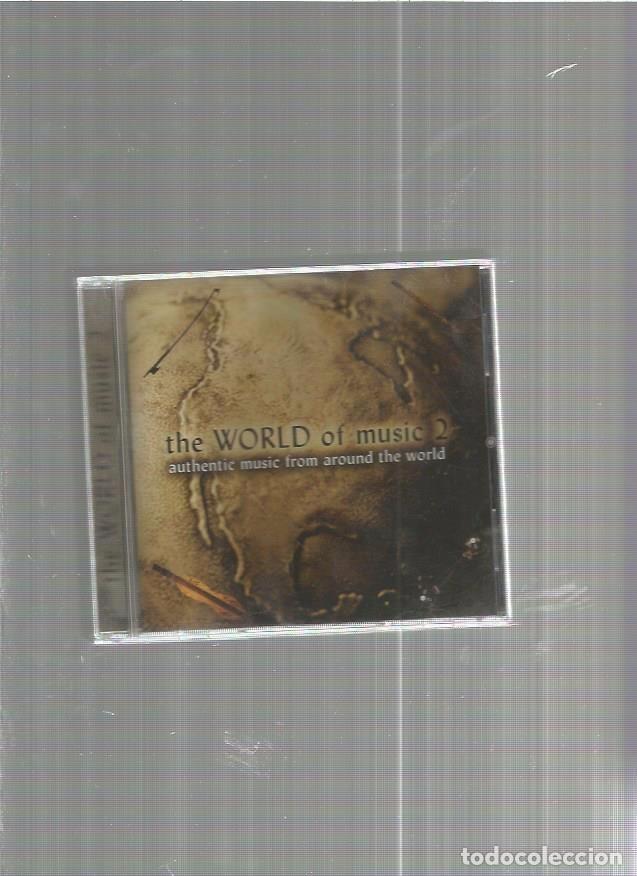 THE WORLD OF MUSIC 2 (Música - CD's World Music)