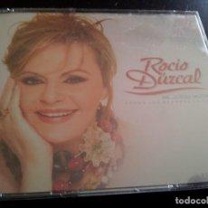 CDs de Música: ROCIO DURCAL - ME GUSTAS MUCHO / 2 CD + DVD / PRECINTADO. Lote 64586551