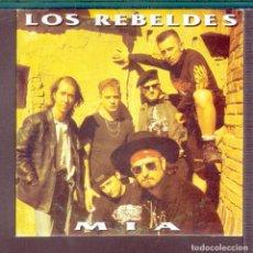 CDs de Musique: MUSICA GOYO - CD SINGLE - LOS REBELDES - MIA - *FF99. Lote 64596147