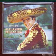 CDs de Música: MUSICA GOYO - CD ALBUM - ALEJANDRO FERNANDEZ - EXITOS A LA MANERA DE ALEJANDRO FERNANDEZ - *AA98. Lote 64606963