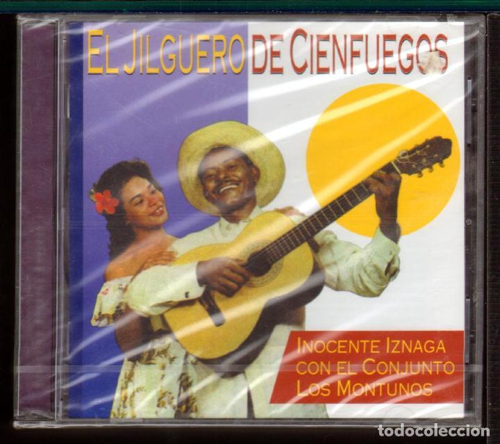 MUSICA GOYO - CD ALBUM - JILGUERO DE CIENFUEGOS - PUNTO CUBANO - RARISIMO - *UU99 (Música - CD's Latina)