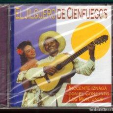 CDs de Música: MUSICA GOYO - CD ALBUM - JILGUERO DE CIENFUEGOS - PUNTO CUBANO - RARISIMO - *UU99. Lote 64610451