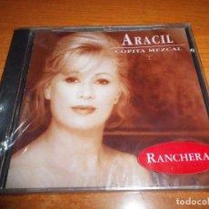 CDs de Música: ARACIL COPITA MEZCAL RANCHERAS CD ALBUM PRECINTADO CONTIENE 10 TEMAS. Lote 64621907