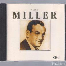 CDs de Música: GLENN MILLER - GLENN MILLER CD-1 (CD 1996, K-BOX363A). Lote 64753551