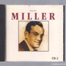 CDs de Música: GLENN MILLER - GLENN MILLER CD-2 (CD 1996, K-BOX363B). Lote 64753723