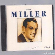 CDs de Música: GLENN MILLER - GLENN MILLER CD-3 (CD 1996, K-BOX363C). Lote 64772163