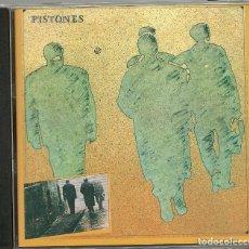 CDs de Música: PISTONES. PERSECUCION (CCD ALBUM 1990). Lote 64787083