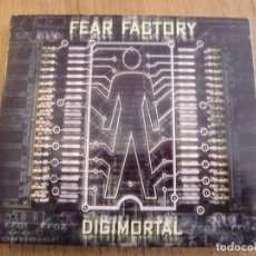 CDs de Música: FEAR FACTORY - DIGIMORTAL (CD, ALBUM, DIG) . Lote 64817719