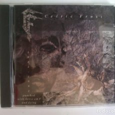 CDs de Música: CELTIC FROST - PARCHED WITH THIRST AM I AND DYING. Lote 64847115