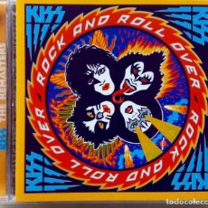 CDs de Música: KISS, ROCK AND ROLL OVER. CD REMASTERIZADO. Lote 64872235