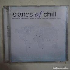 CDs de Música: ISLANDS OF CHILL - CD . Lote 64893883