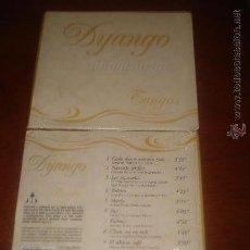 CDs de Música: DYANGO CD SIMPLEMENTE TANGOS REEDICION LIMITADA EN CARTON ARGENTINA 2006. Lote 35362079