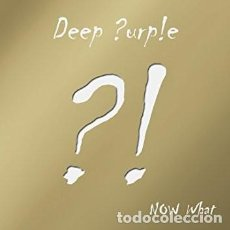 CDs de Música: DEEP PURPLE NOW WHAT GOLD EDITION 2CDS (DISCO DE ESTUDIO CON DOS BONUS MAS DIRECTO). Lote 64945283