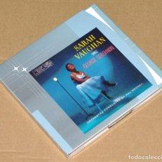 CDs de Música: SARAH VAUGHAN SINGS GEORGE GERSHWIN (2 CD DIGIPAK) (REMASTERED & EXPANDED) - VOCAL JAZZ. Lote 64970379