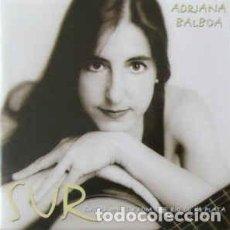 CDs de Música: ADRIANA BALBOA - SUR (CD). Lote 64988015
