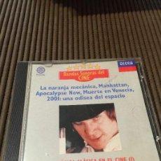 CDs de Música: BANDAS SONORAS DE CINE - 4 CDS. Lote 65434339