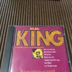 CDs de Música: BB KING - 12 GRANDES EXITOS. Lote 65434527