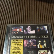 CDs de Música: BOSSA TRES...JAZZ / DOBLE CD DE 1999 RF-1227 , BUEN ESTADO. Lote 65434703