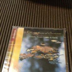 CDs de Música: CLASICOS PARA EL INVIERNO - GRANDES TEMAS OPERA. Lote 65434951