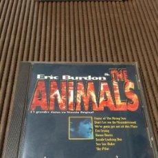 CDs de Música: ERIC BURDON & THE ANIMALS. 13 GRANDES ÉXITOS EN VERSIÓN ORIGINAL.. Lote 65435163