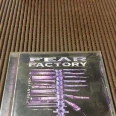 CDs de Música: FEAR FACTORY - DEMANUFACTURE. Lote 65435283