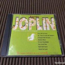 CDs de Música: JANIS JOPLIN. 10 GRANDES EXITOS EN VERSION ORIGINAL. Lote 65435912