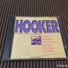 CDs de Música: JOHN LEE. HOOKER. 12 GRANDES EXITOS EN VERSION ORIGINAL. Lote 65435951