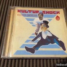 CDs de Música: KULTUR SHOCK - KULTURA DIKTADURA. Lote 65436131