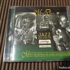 CDs de Música: MILES DAVIS - ( JAZZ PARA TODOS ). Lote 65436578