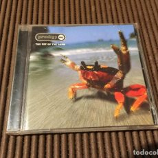 CDs de Música: PRODIGY - THE FAT OF THE LAND. Lote 65436704