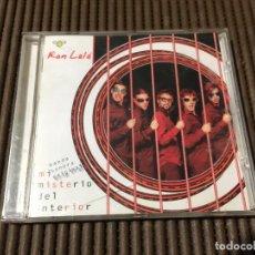 CDs de Música: RON LALA - MI MISTERIO DEL INTERIOR. Lote 65436776