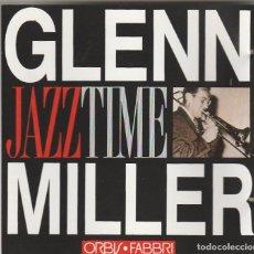 CDs de Música: GLENN MILLER (CD JAZZTIME 1993). Lote 65457642