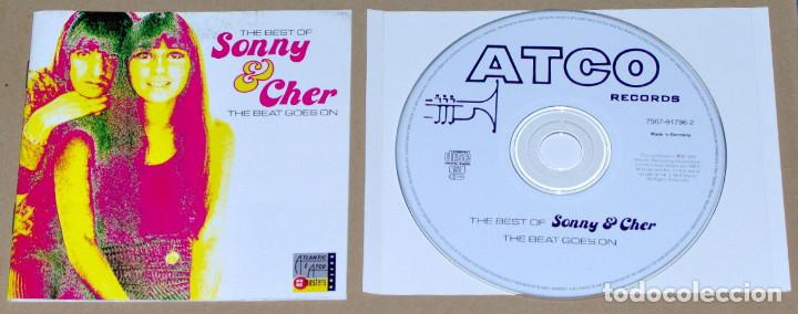 THE BEAT GOES ON: THE BEST OF SONNY & CHER (Música - CD's Pop)