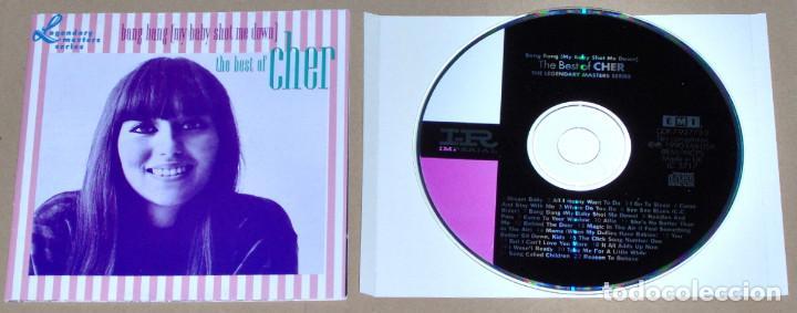 BANG BANG (MY BABY SHOT ME DOWN) - THE BEST OF CHER (Música - CD's Pop)