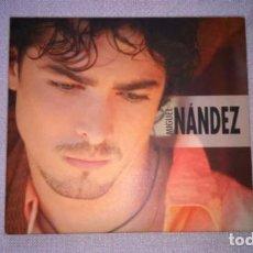 CDs de Música: CD NUEVO PRECINTADO MIGUEL NÁNDEZ DOCE TEMAS VALE MUSIC CANTANTE O.T OPERACIÓN TRIUNFO REF ESP CANT. Lote 65709554