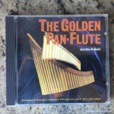 CDs de Música: THE GOLDEN PAN-FLUTE . CD . 1988 GERMANY. Lote 65737194