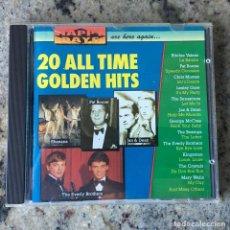 CDs de Música: 20 ALL TIME GOLDEN HITS . CD . HOLLAND . Lote 65751554
