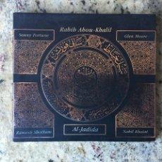 CDs de Música: RABIH ABOU-KHALIL - AL-JADIDA . CD+ LIBRETO . 1991 GERMANY. Lote 65752922