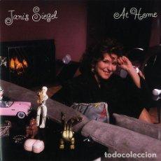 CDs de Música - JANIS SIEGEL - AT HOME (CD) - 65753238